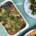 Potatis och grönkålsgratäng
