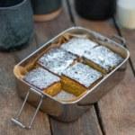 Saffranskaka med mandel och vitchoklad