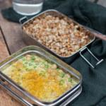 Currygryta med gröna ärtor och kikärtor