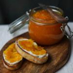 Pumpamarmelad med apelsin och ingefära